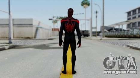 Marvel Future Fight Spider Man Miles v1 para GTA San Andreas tercera pantalla
