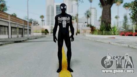 Marvel Future Fight Spider Man Black v2 para GTA San Andreas segunda pantalla