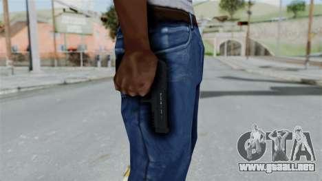 GTA 5 Pistol para GTA San Andreas tercera pantalla