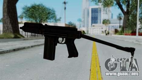 9A-91 Ironsight para GTA San Andreas tercera pantalla