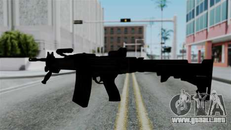 Vice City Beta PS2 Ruger para GTA San Andreas tercera pantalla