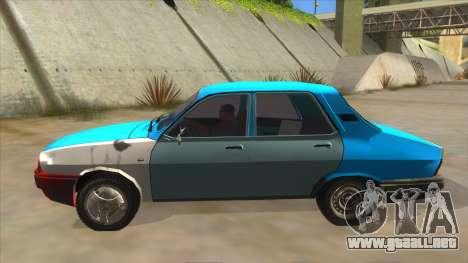 Dacia 1310 Rusty para GTA San Andreas left