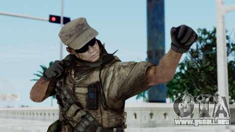 Crysis 2 US Soldier 4 Bodygroup B para GTA San Andreas