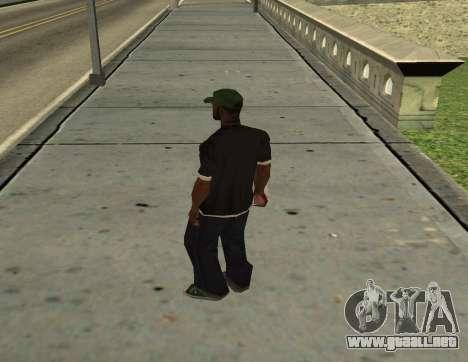 Sweet REINCARNATED para GTA San Andreas segunda pantalla