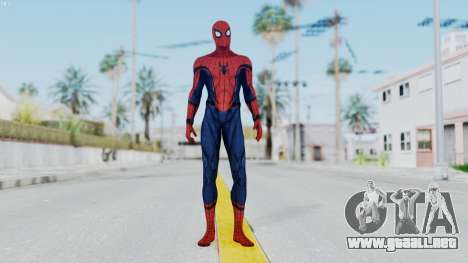 Civil War Spider-Man para GTA San Andreas segunda pantalla