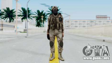 Crysis 2 US Soldier 7 Bodygroup A para GTA San Andreas segunda pantalla