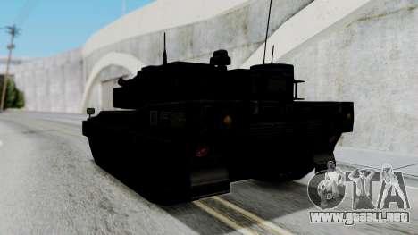 Point Blank Black Panther Woodland para la visión correcta GTA San Andreas