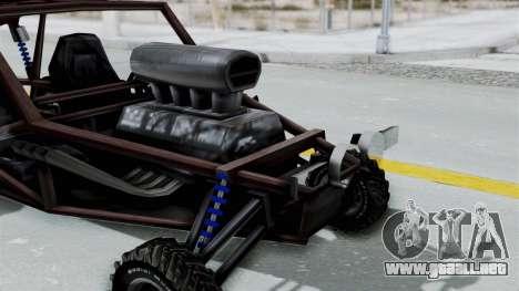 Doble v2. para la visión correcta GTA San Andreas