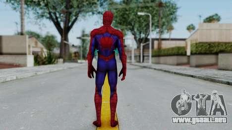 Marvel Future Fight Spider Man All New v1 para GTA San Andreas tercera pantalla
