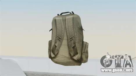 Arma 2 Coyote Backpack para GTA San Andreas segunda pantalla