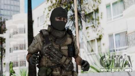 Crysis 2 US Soldier 8 Bodygroup B para GTA San Andreas