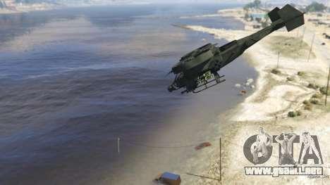 GTA 5 AT-99 Scorpion sexta captura de pantalla