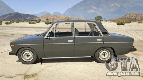 VAZ 2106 para GTA 5