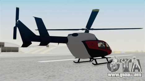 GTA 5 Super Volito Carbon para GTA San Andreas left