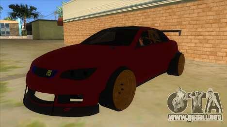 GTA V Sentinel RS MKII para GTA San Andreas