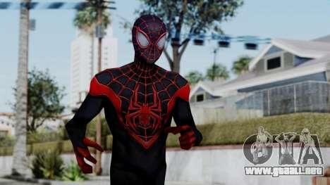 Marvel Future Fight Spider Man Miles v1 para GTA San Andreas