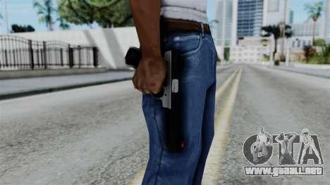 No More Room in Hell - Ruger Mark III para GTA San Andreas tercera pantalla