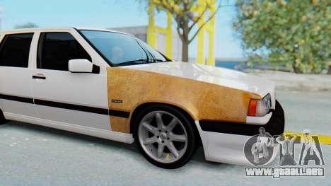 Volvo 850R 1997 Tunable para GTA San Andreas