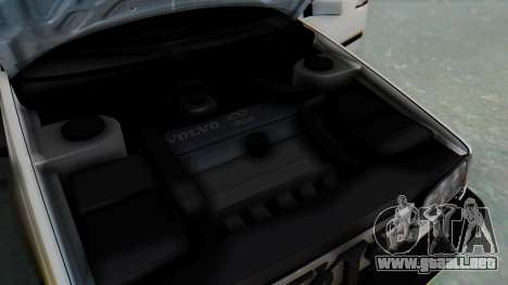 Volvo 850R 1997 Tunable para vista lateral GTA San Andreas