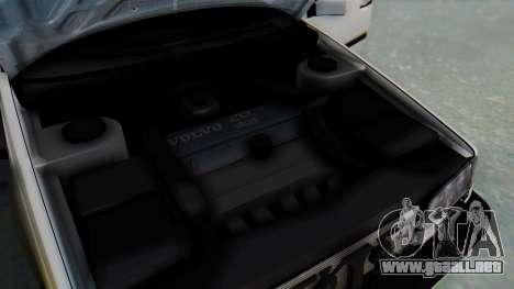 Volvo 850R 1997 Tunable para vista lateral GTA San Andreas