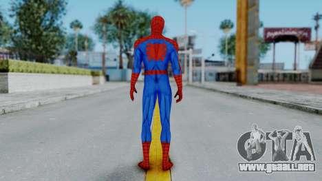 Amazing Spider-Man Comic Version para GTA San Andreas tercera pantalla