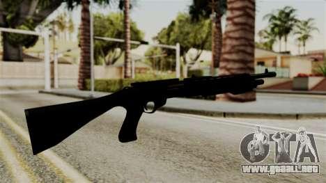 New Shotgun para GTA San Andreas tercera pantalla