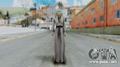 Girl Skin 1 para GTA San Andreas segunda pantalla