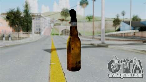 GTA 5 Molotov Cocktail para GTA San Andreas segunda pantalla