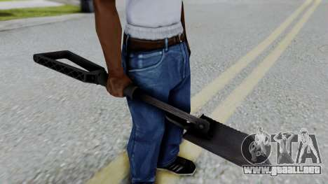 No More Room in Hell - Entrenchment Tool para GTA San Andreas tercera pantalla