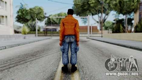 CS 1.6 Hostage 01 para GTA San Andreas tercera pantalla