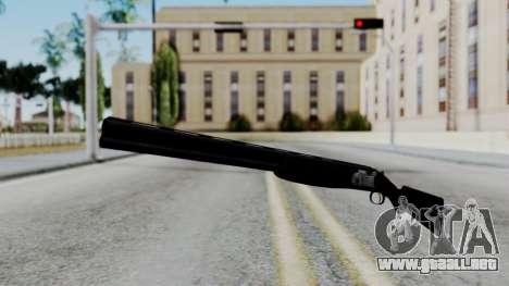 No More Room in Hell - Beretta Perennia SV 10 para GTA San Andreas segunda pantalla