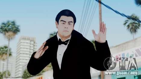 WWE Ricardo para GTA San Andreas