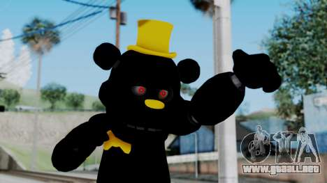FNAF 4 Nightmare para GTA San Andreas