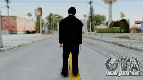 WWE Ricardo para GTA San Andreas tercera pantalla