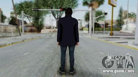 GTA Online DLC Executives and Other Criminals 6 para GTA San Andreas tercera pantalla