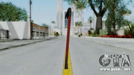 GTA 5 Crowbar para GTA San Andreas tercera pantalla