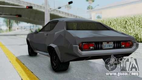 GTA LCS Hellenbach GT para la visión correcta GTA San Andreas