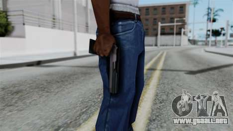 Vice City Beta Desert Eagle para GTA San Andreas tercera pantalla