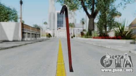 GTA 5 Crowbar para GTA San Andreas