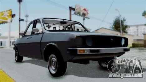 Dacia 1310 Double Version para GTA San Andreas left