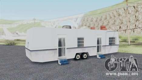 Verdant Meadows Save House Upgrade para GTA San Andreas sucesivamente de pantalla