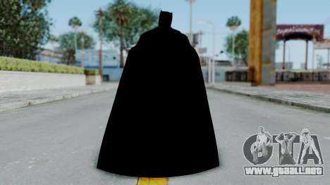 BvS Dawn of Justice - Batman para GTA San Andreas tercera pantalla