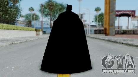 BvS Dawn of Justice - Batman para GTA San Andreas tercera pantalla