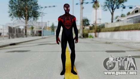 Marvel Future Fight Spider Man Miles v1 para GTA San Andreas segunda pantalla