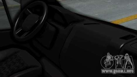 Fiat Ducato Pickup para la visión correcta GTA San Andreas