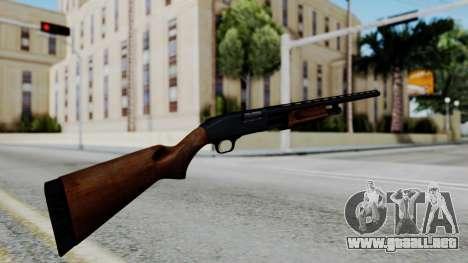 No More Room in Hell - Mossberg 500A para GTA San Andreas segunda pantalla