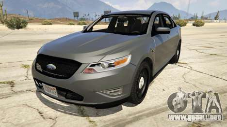 Ford Taurus para GTA 5