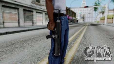 GTA 5 Combat PDW - Misterix 4 Weapons para GTA San Andreas tercera pantalla