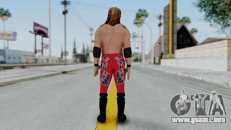 WWE Edge 1 para GTA San Andreas tercera pantalla
