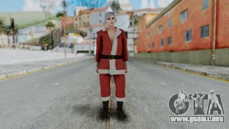 GTA Online DLC Festive Suprice 3 para GTA San Andreas segunda pantalla